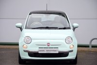 USED 2014 64 FIAT 500 1.2 LOUNGE 3d 69 BHP PAN ROOF - BLUETOOTH - £30 TAX