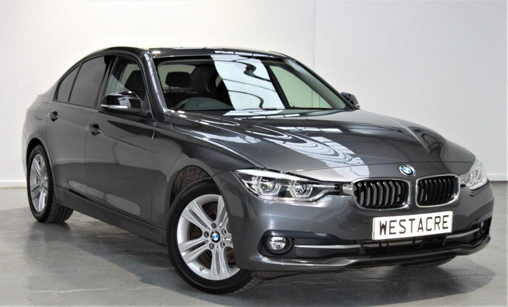 USED 2018 18 BMW 3 SERIES 1.5 318I SPORT 4d 135 BHP