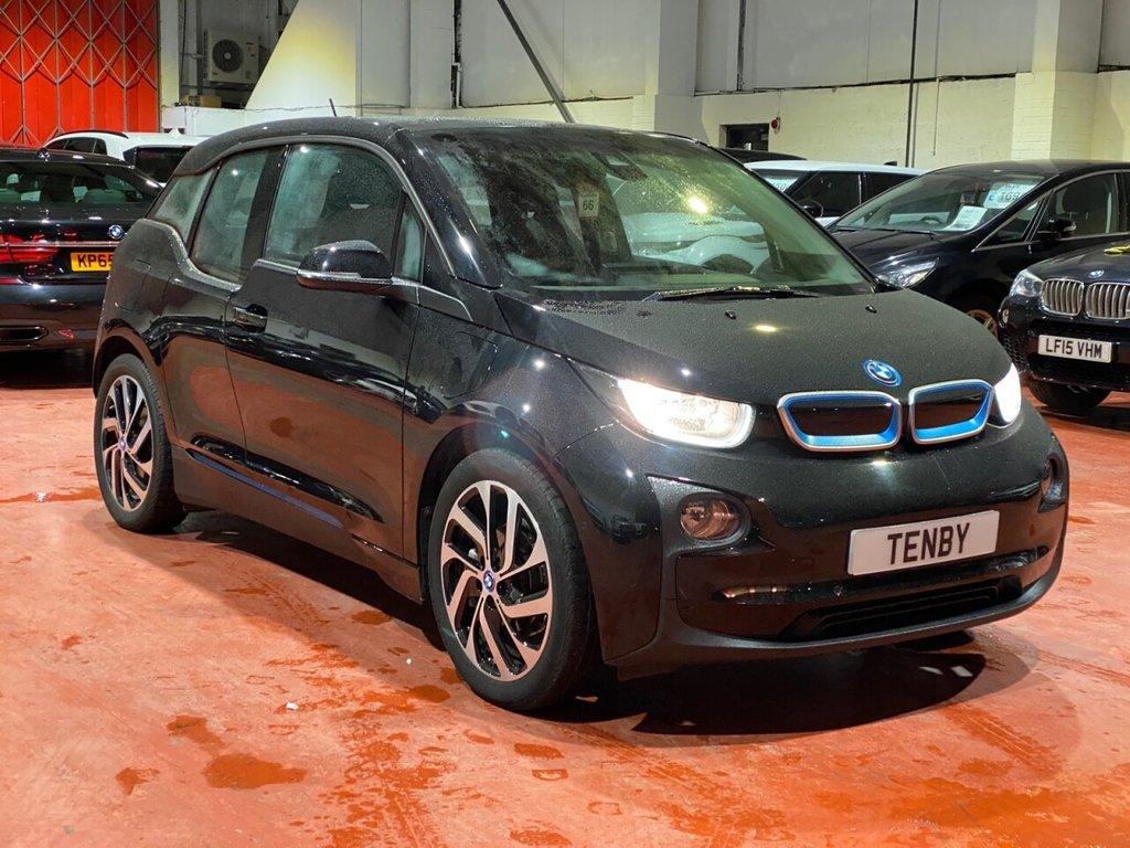 USED 2016 16 BMW I3 0.6 I3 RANGE EXTENDER 60AH 5d AUTO 168 BHP