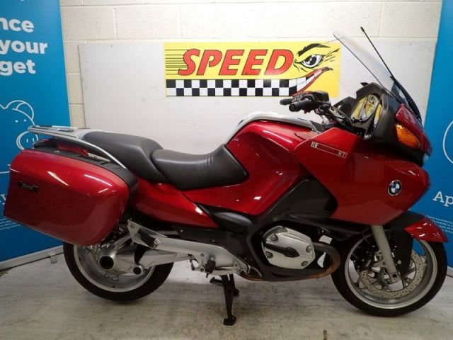 USED 2005 05 BMW R 1200 RT
