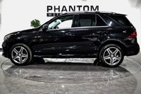 USED 2017 17 MERCEDES-BENZ GLE-CLASS 2.1 GLE 250 D 4MATIC AMG LINE 5d 201 BHP