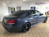 USED 2016 65 MERCEDES-BENZ E-CLASS 2.1 E220 BLUETEC AMG NIGHT EDITION 4d Family Salooon AUTO Stunning Colour Massive High Spec and Great Value For Money Now. Recent Service & MOT with 2 New Tyres, Brakes and Wipers  Ready to Finance and Drive Away Today Full Service History + Previously Locally Owned
