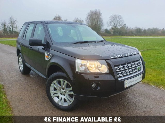 USED 2008 08 LAND ROVER FREELANDER 2 2.2 TD4 HSE 5d 159 BHP (FREE 2 YEAR WARRANTY)