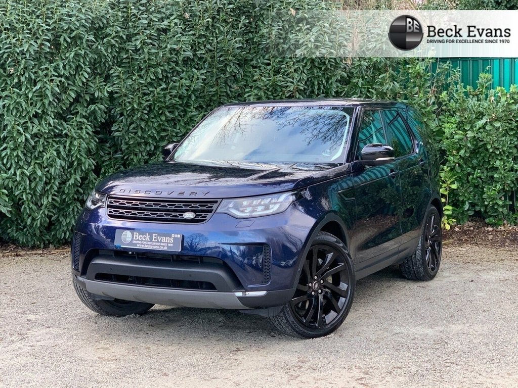 USED 2019 19 LAND ROVER DISCOVERY 5 3.0 SDV6 COMMERCIAL HSE 302 BHP 5 SEATER 5 SEATER