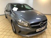 USED 2016 66 MERCEDES-BENZ A-CLASS 1.6 A 180 SE EXECUTIVE 5d Petrol Hatchback with Massive High Spec Recent Service & MOT Plus 4 New Tyres, Battery, Brakes & Wipers Now Ready to Finance and Drive Away Today One Owner from New
