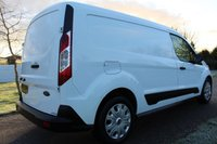 USED 2018 68 FORD TRANSIT CONNECT 1.5 210 TREND TDCI 100 BHP Ford Transit Connect Trend Long Wheel Base Only 32k Miles