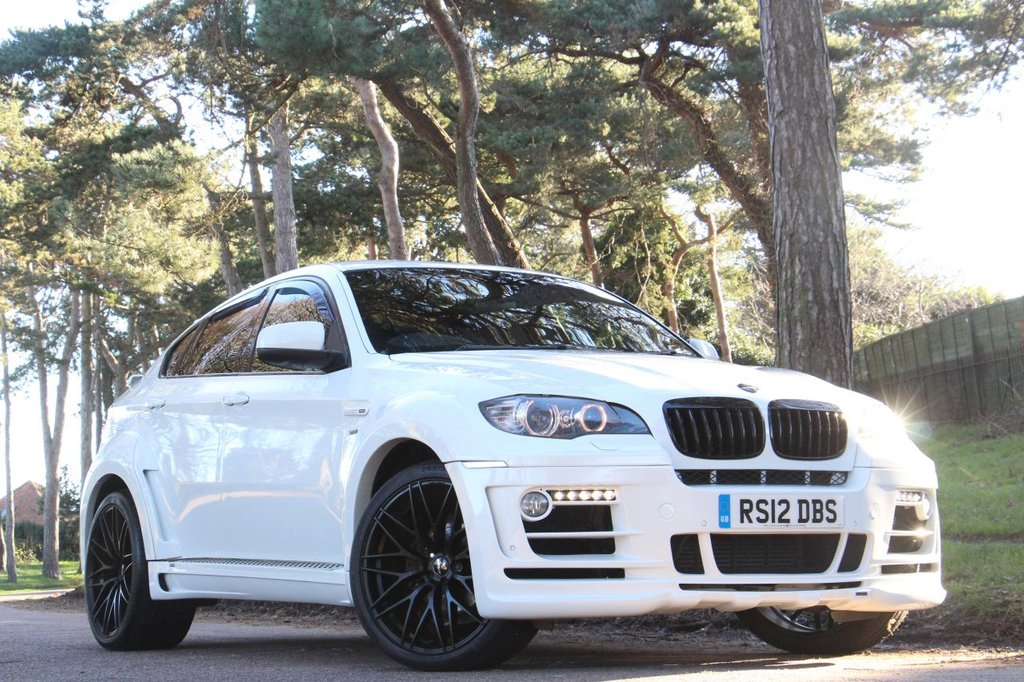 USED 2013 63 BMW X6 XDRIVE30D 300 BHP