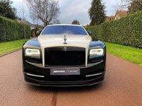 USED 2018 X ROLLS ROYCE WRAITH 6.6 V12 Auto 2dr ONYX CARBON BLACK EDITION