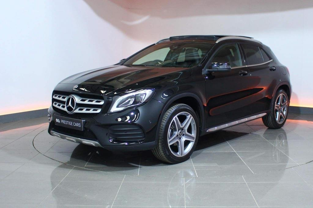 USED 2020 20 MERCEDES-BENZ GLA-CLASS 1.6 GLA200 AMG Line Edition (Plus) 7G-DCT (s/s) 5dr NAVIGATION - CRUISE CONTROL