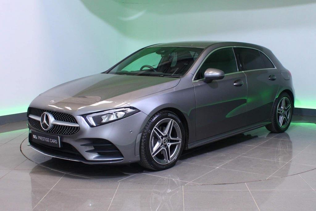 USED 2020 20 MERCEDES-BENZ A-CLASS 1.3 A200 AMG Line (Executive) 7G-DCT (s/s) 5dr NAVIGATION - REAVERSE CAMERA
