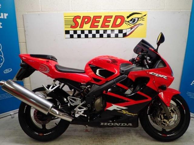 USED 2001 51 HONDA CBR 600 FS