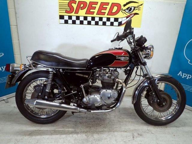USED 1986 D TRIUMPH TIGER 750