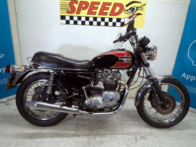 USED 1986 D TRIUMPH TIGER 750