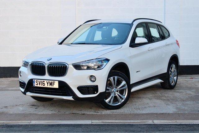 2016 16 BMW X1 2.0 XDRIVE18D SPORT 5d 148 BHP