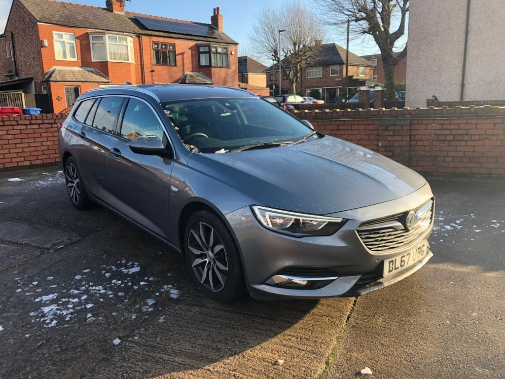 USED 2017 67 VAUXHALL INSIGNIA 2.0 SPORTS TOURER SRI NAV 5d 168 BHP Buy Online. Nationwide Delivery. Click  Collect