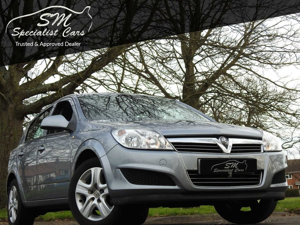 USED 2009 59 VAUXHALL ASTRA 1.4 ACTIVE 5d 88 BHP ONLY 17K FROM NEW FVSH A/C VGC
