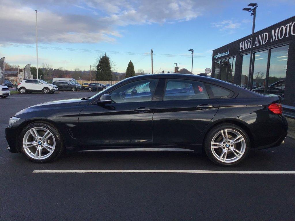 Automatic BMW 4 SERIES