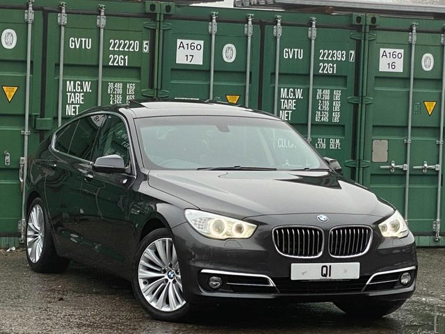 USED 2014 Y BMW 5 SERIES 2.0 520d Luxury GT Auto 5dr BUY ONLINE + FREE DELIVERY
