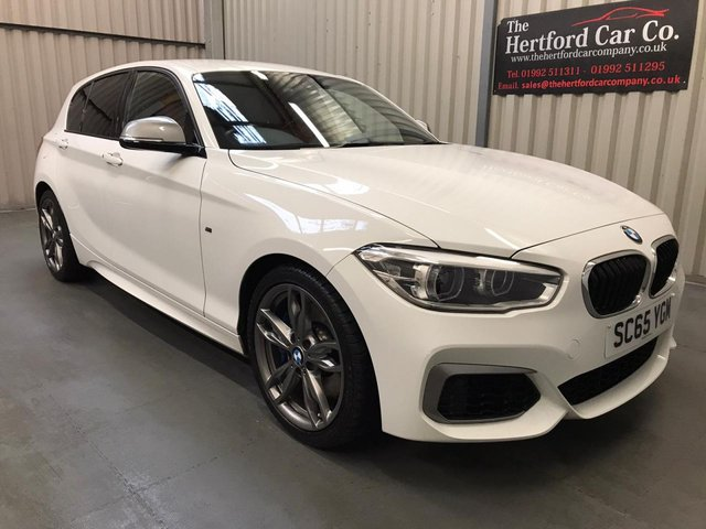2015 65 BMW 1 SERIES 3.0 M135I 5d 322 BHP