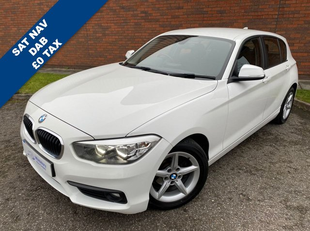2015 65 BMW 1 SERIES 1.5 116D ED PLUS 5d 114 BHP
