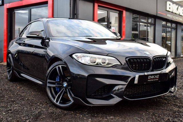 2017 67 BMW M2 3.0 M2 2d 365 BHP CARBON M PERFORMANCE KIT