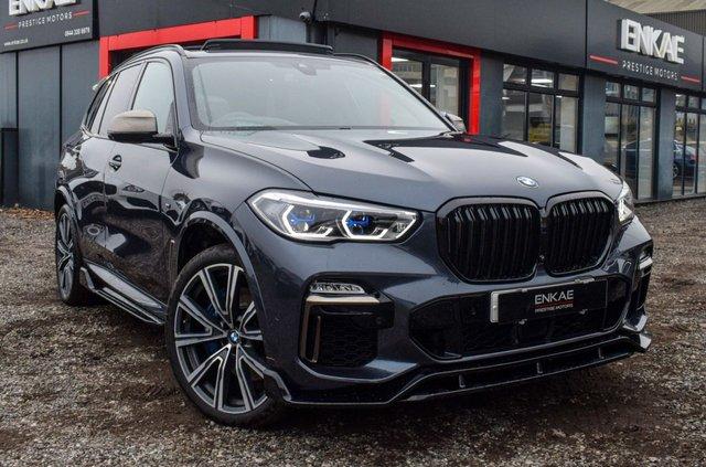 2020 20 BMW X5 3.0 M50D 5d 395 BHP