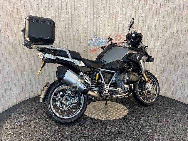 BMW R1250GS at Rite Bike