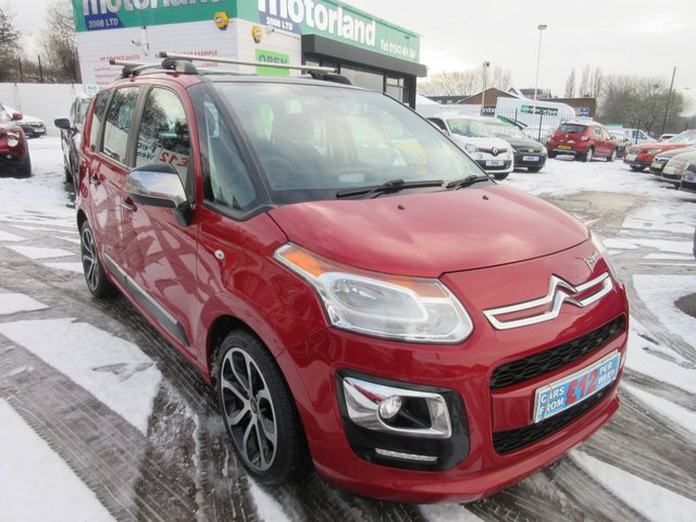 USED 2014 14 CITROEN C3 PICASSO 1.6 PICASSO SELECTION HDI 5d 91 BHP **CLICK AND COLLECT ON YOUR NEXT CAR**