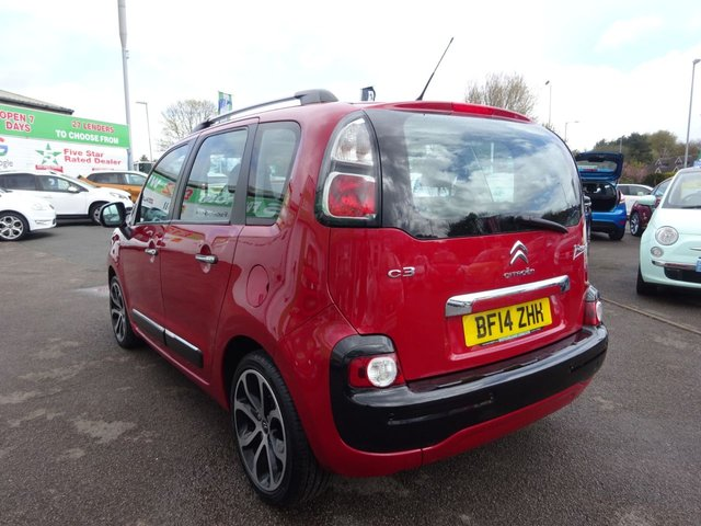 USED 2014 14 CITROEN C3 PICASSO 1.6 PICASSO SELECTION HDI 5d 91 BHP *BOOK YOUR TEST DRIVE NOW **