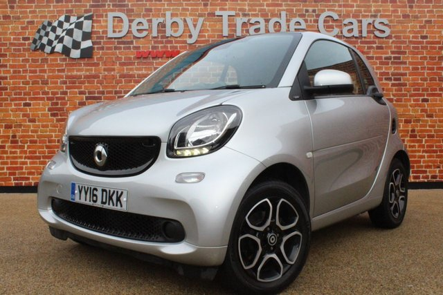 SMART FORTWO at Derby Trade Cars