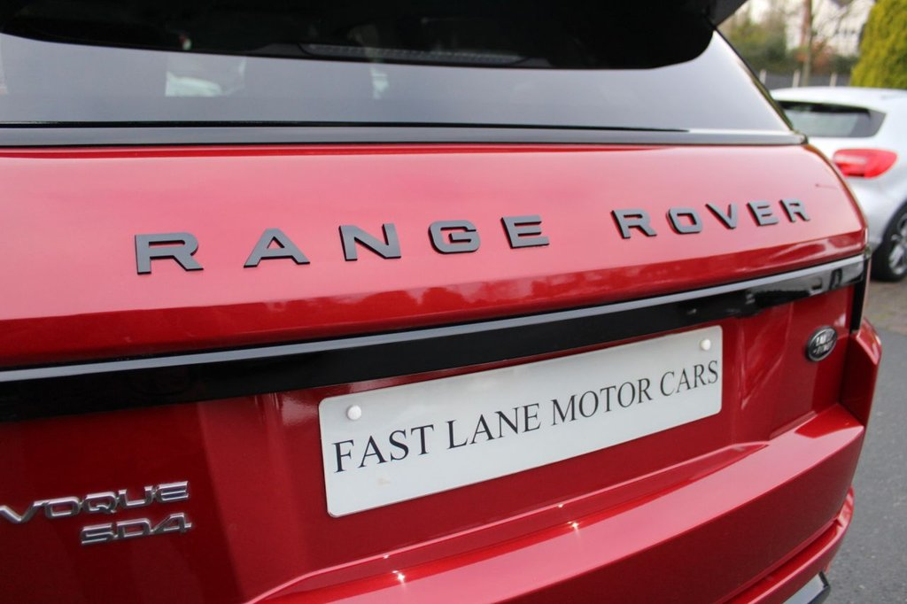 USED 2013 13 LAND ROVER RANGE ROVER EVOQUE 2.2 SD4 PRESTIGE 5d 190 BHP