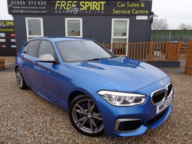 USED 2017 17 BMW 1 SERIES 3.0 M140i (s/s) 5dr 1 Owner, Full BMW History