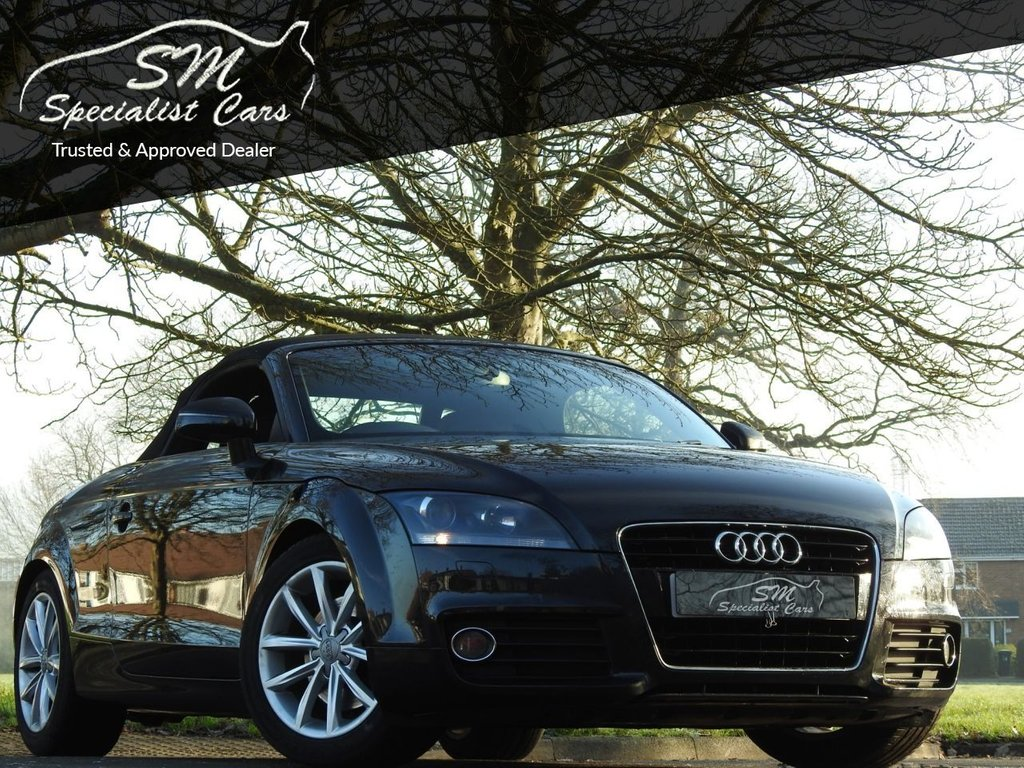 USED 2011 11 AUDI TT 1.8 TFSI SPORT 2d 160 BHP ONLY 45K FROM NEW A/C VGC