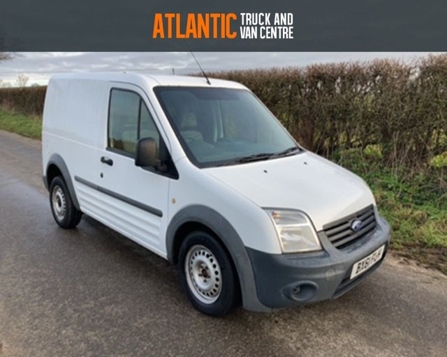 2011 61 FORD TRANSIT CONNECT T220 LR