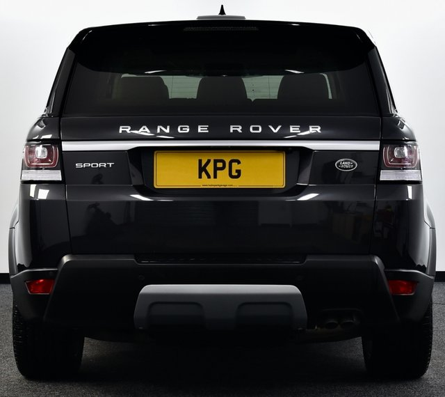 USED 2017 17 LAND ROVER RANGE ROVER SPORT 2.0 SD4 HSE CommandShift 2 4X4 (s/s) 5dr £63k New, Pan Roof, 1 Owner