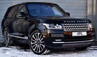 USED 2017 17 LAND ROVER RANGE ROVER 3.0 TD V6 Autobiography Auto 4WD (s/s) 5dr £102k New, 1 Owner, Immaculate