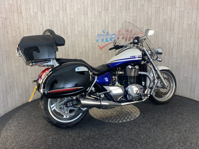 TRIUMPH THUNDERBIRD 1600 at Rite Bike