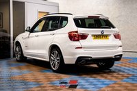 USED 2016 66 BMW X3 2.0 XDRIVE20D M SPORT 5d AUTO 188 BHP Two Owners | Three BMW Services