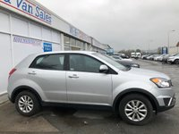 USED 2015 65 SSANGYONG KORANDO 2.0 SE4 5d Family 4x4 SUV Manual Fantastic Value for Money with Air Conditioning Cruise Control Towbar