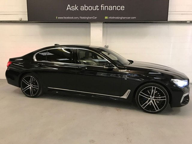 USED 2017 17 BMW 7 SERIES 3.0 740LD XDRIVE M SPORT 4d 315 BHP