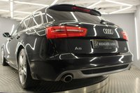 USED 2014 64 AUDI A6 2.0 AVANT TDI ULTRA S LINE 5d 188 BHP SAT/NAV, LEATHER, AUTOMATIC, DAB, BLUETOOTH, POWER BOOT, TINTED GLASS, 5 SERVICES
