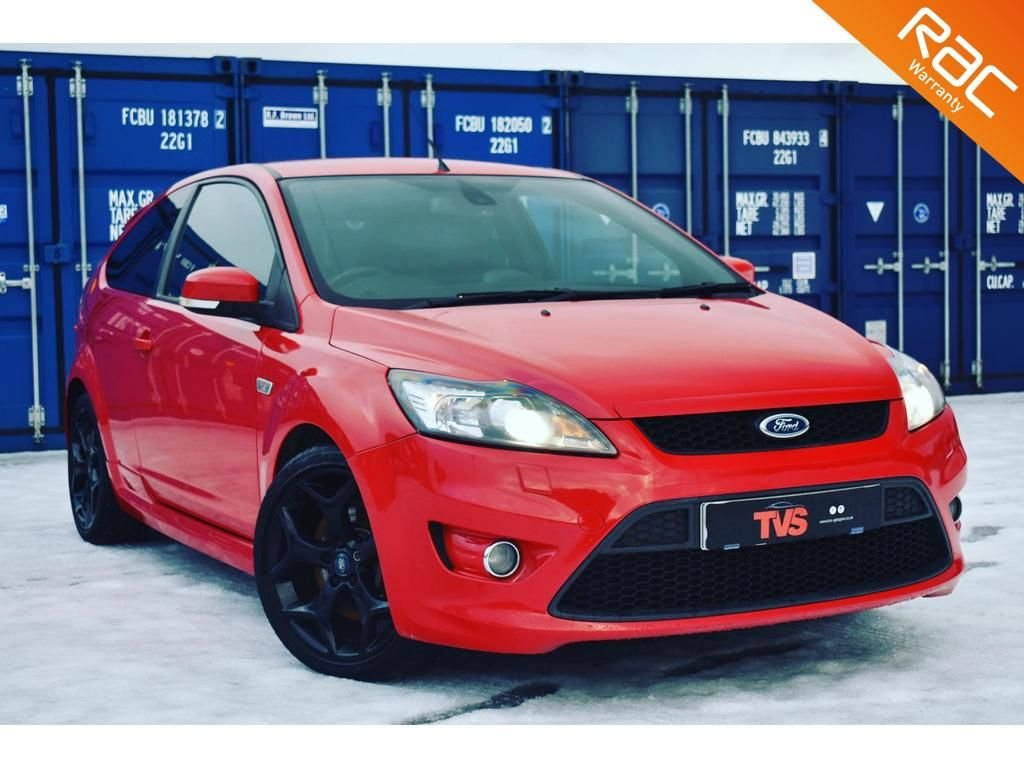 USED 2010 60 FORD FOCUS 2.5 ST-3 3d 223 BHP
