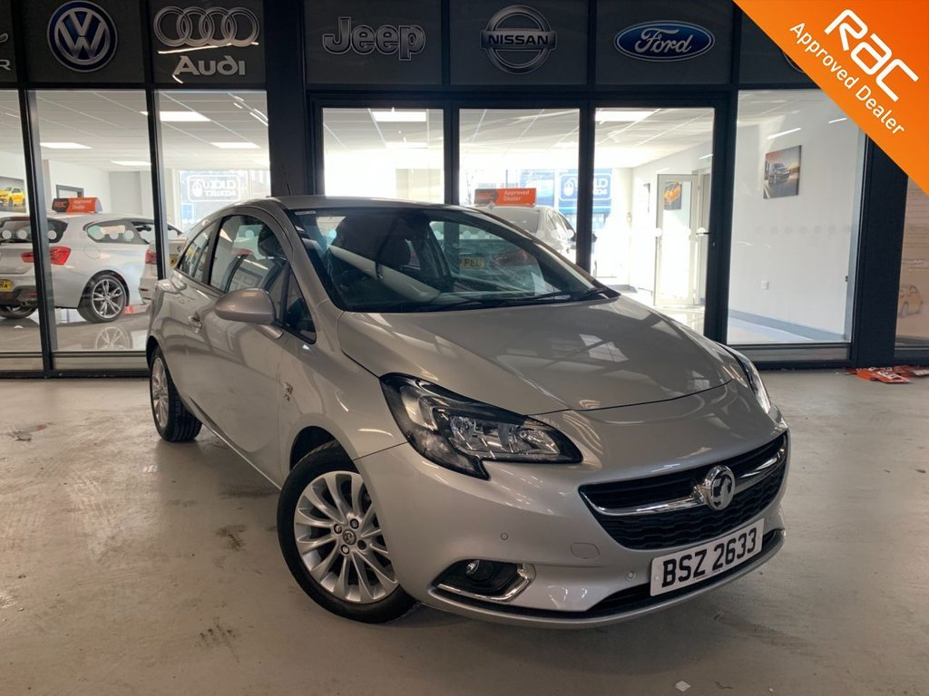 USED 2017 VAUXHALL CORSA 1.4i SE Auto 3dr Complementary 12 Months RAC Warranty and 12 Months RAC Breakdown Cover Also Receive a Full MOT With All Advisory Work Completed, Fresh Engine Service and RAC Multipoint Check Before Collection/Delivery
