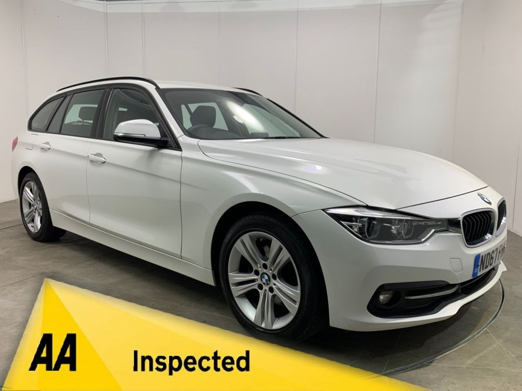 USED 2017 67 BMW 3 SERIES 2.0 320D SPORT TOURING 5d 188 BHP