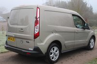 USED 2015 15 FORD TRANSIT CONNECT 1.6 200 LIMITED P/V 114 BHP NO VAT - LIMITED - FULL SERVICE HISTORY - WARRANTY INC