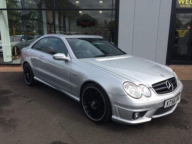 View our MERCEDES-BENZ CLK 320