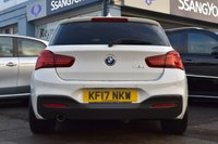 USED 2017 17 BMW 1 SERIES 2.0 118D M SPORT SHADOW EDITION 5d 147 BHP