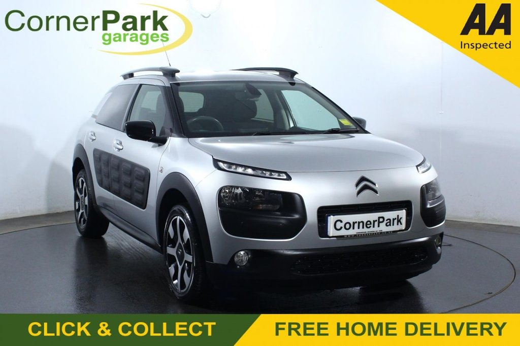 USED 2016 66 CITROEN C4 CACTUS 1.6 BLUEHDI FLAIR EDITION 5d 98 BHP