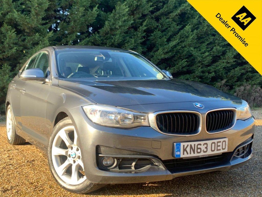 USED 2013 63 BMW 3 SERIES 2.0 320D SE GRAN TURISMO 5d 181 BHP
