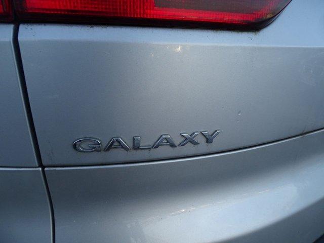 USED 2009 09 FORD GALAXY 2.0 ZETEC TDCI 5d 140 BHP AUTOMATIC 1 KEEPER